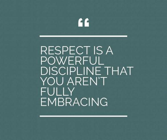 Power of Respect