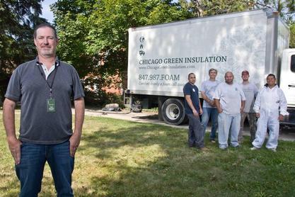 Chicago Green Insulation social enterprise