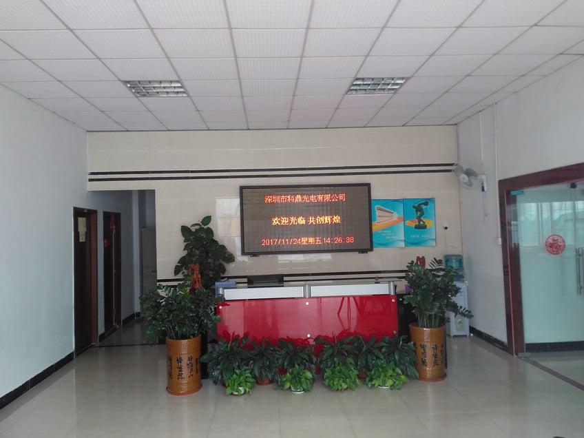 led lighting factory