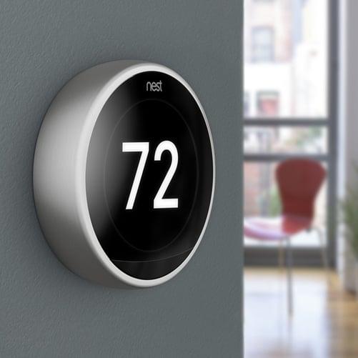 Nest 3rd Generation smart thermostat