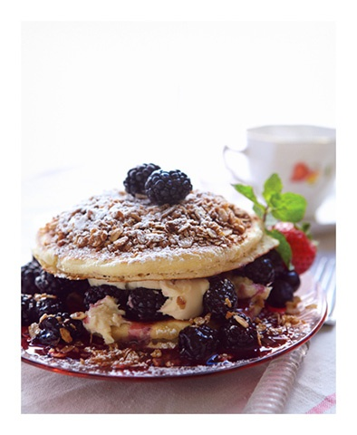 blackberry blisscakes